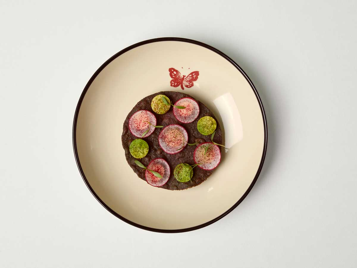 Gucci Osteria, a perfect marriage between haute cuisine and haute couture
