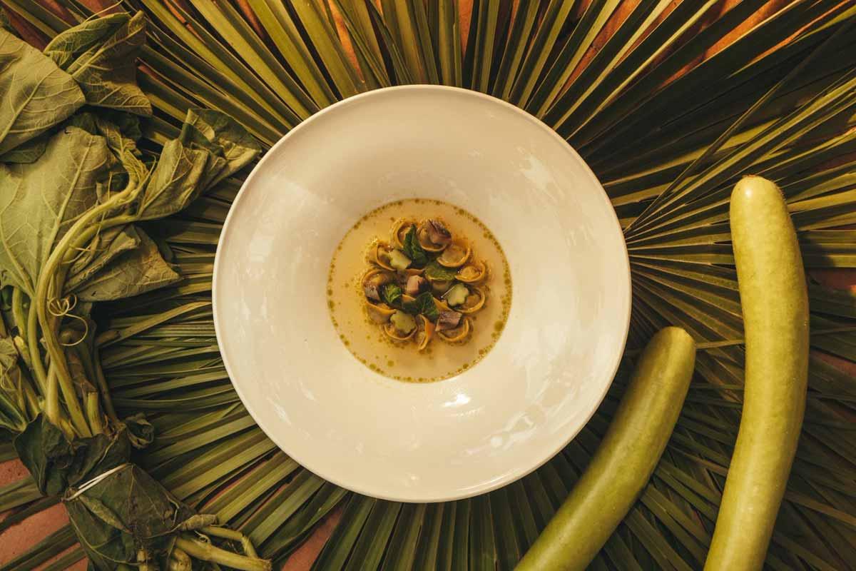 الأطباق الأولى العظيمة لتراث الطهي الصقلي